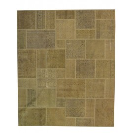 Tappeto Patchwork Turco Biege
