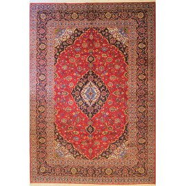 Tappeto Persiano Kashan 270x370 cm